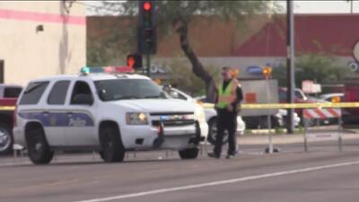Joven de 15 años muere atropellado cuando iba camino a la escuela en Phoenix