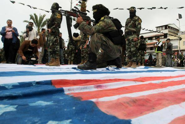 El fuerte sentimiento antinorteamericano es una de las bases centrales e...