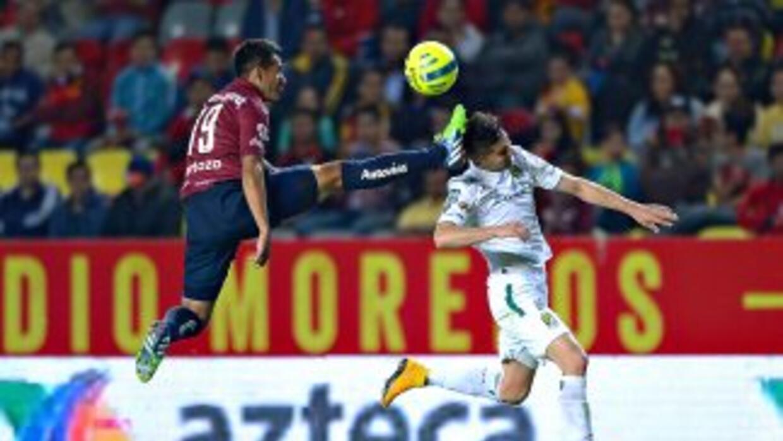 Morelia y León empataron sin goles en el inicio de la fehca 3 de la Liga...