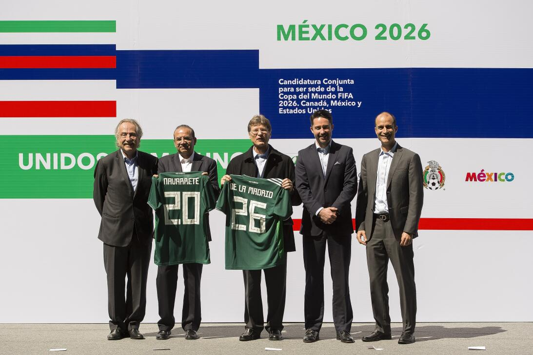Balance de la era de Decio de María como presidente de la Federación Mex...