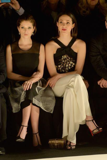 De las más guapas y que dejaron claro que un buen 'outfit' siempre dirá...