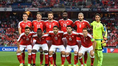 ¿Eliminatorias injustas? Suiza superó a 13 mundialistas y no está calificado