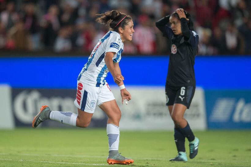 Una mexicana y una costarricense hacen parte de las mejores futbolistas...
