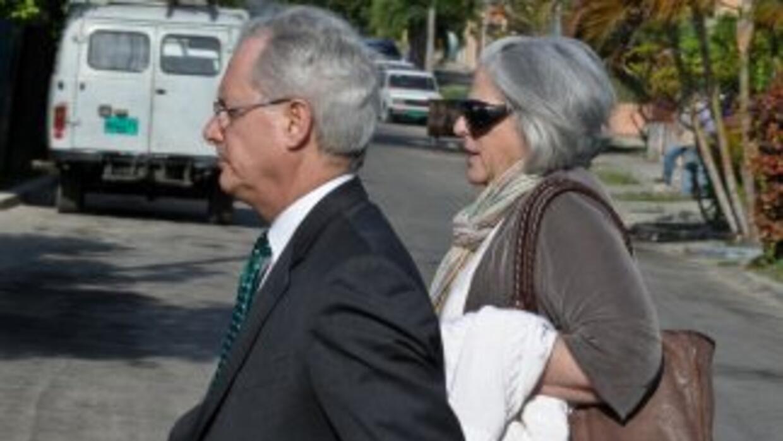 La familia del contratista estadounidense Alan Gross espera que el juici...