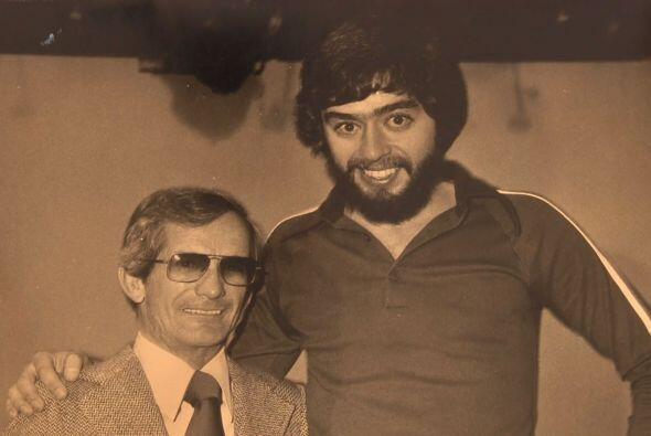 En sus años de juventud, Jaime trabajó con Bill Shoemaker.