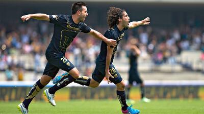 Pumas 2-1 Puebla: Pumas remonta y suma triunfo para hundir al Puebla en...