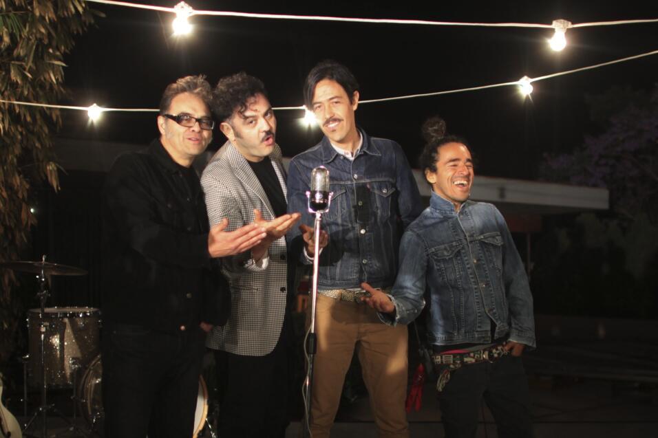 Café Tacvba opta al Mejor Álbum de Música Alternati...