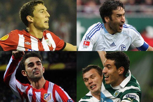 Los españoles Valencia, Atlético y Athletic buscan encarrilar los Cuarto...