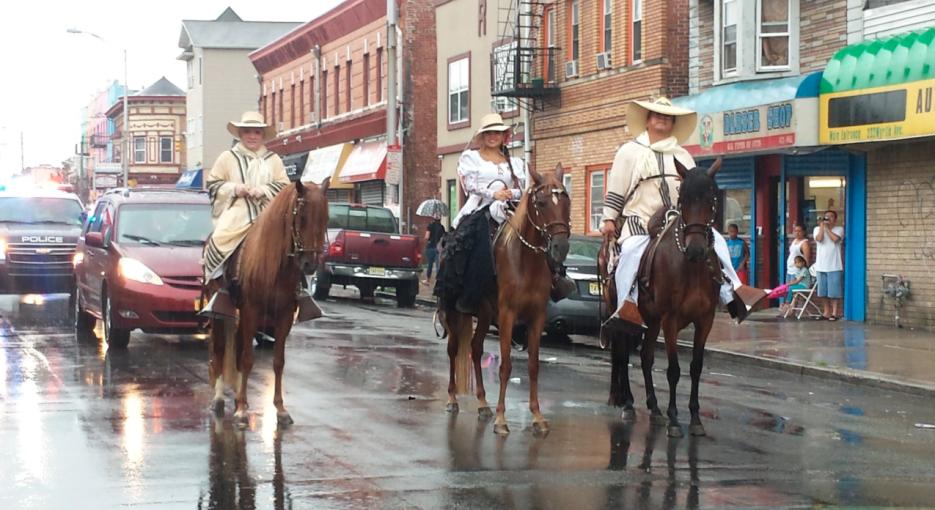 ¡Viva la tradición! Perú se vive y se siente en las calles de Nueva Jersey.