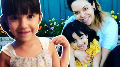 La hija de Jacqie Rivera demuestra que es toda una artista (y no cantando)