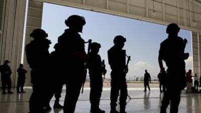 El grupo criminal de 'Los Zetas' fue formado por desertorees del ejércit...