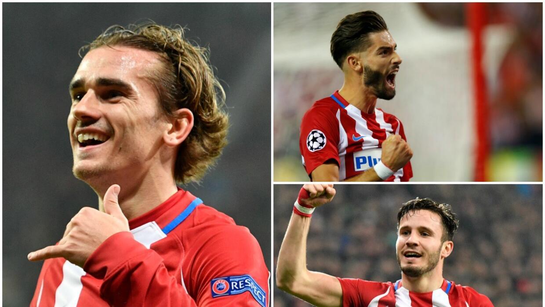 Cristiano le llenó la canasta al Atlético, y los memes también XI Atleti...