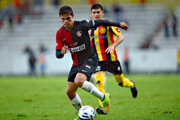 El propio Herrera estuvo el sábado anterior en el Estadio Hidalgo para d...