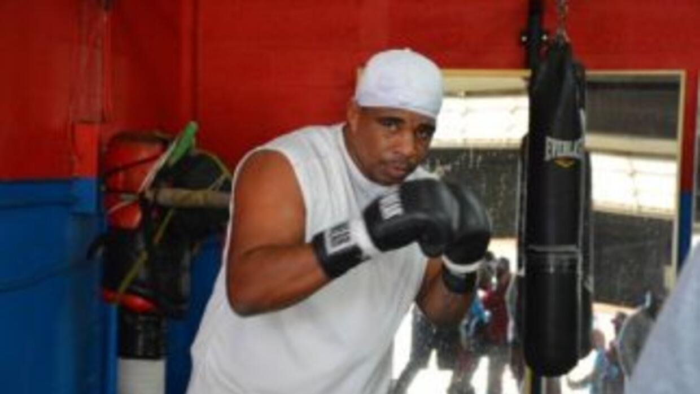 Odlanier Solis quiere tomar venganza contra Thompson (Foto: Twitter).