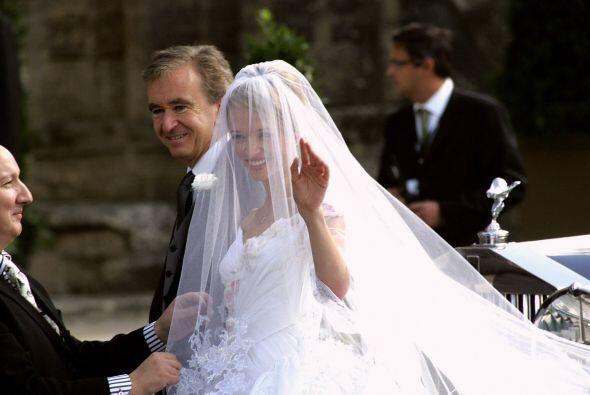 DELPHINE ARNAULT Y ALESSANDRO VALLARINO GANCIA- La hija del empresario f...