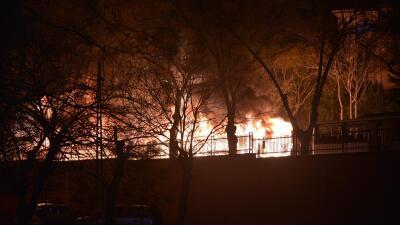 Explosión Ankara