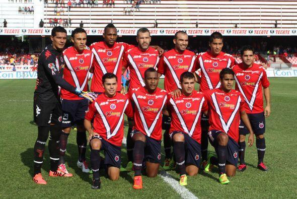Los Tiburones Rojos del Veracruz tienen 51 puntos en 51 juegos en el últ...