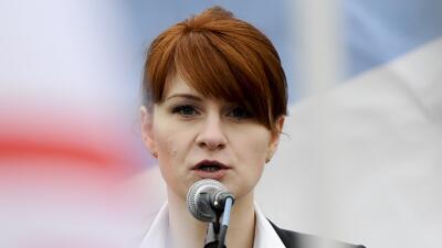 Quién es María Butina, la rusa que acusan de ser agente encubierta de Moscú