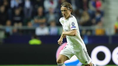 ¿Es Luka Modric el mejor futbolista del momento?