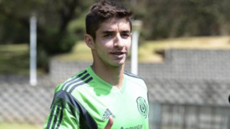 Isaac Brizuela.