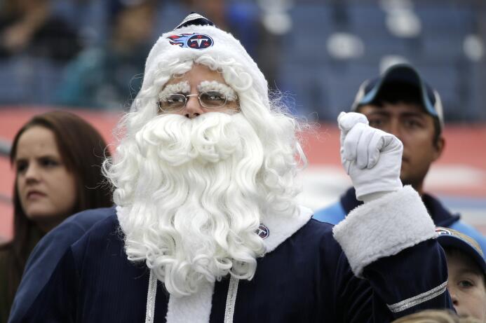 Ya en la Semana 13 de la NFL y los fans siempre presentes. ¡Checa lo mej...