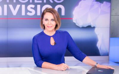 Maria Elena Salinas.