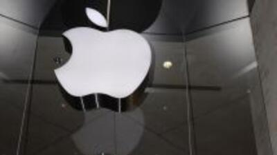 Las tiendas de Apple parecen altares dedicados a la manzana tecnológica.