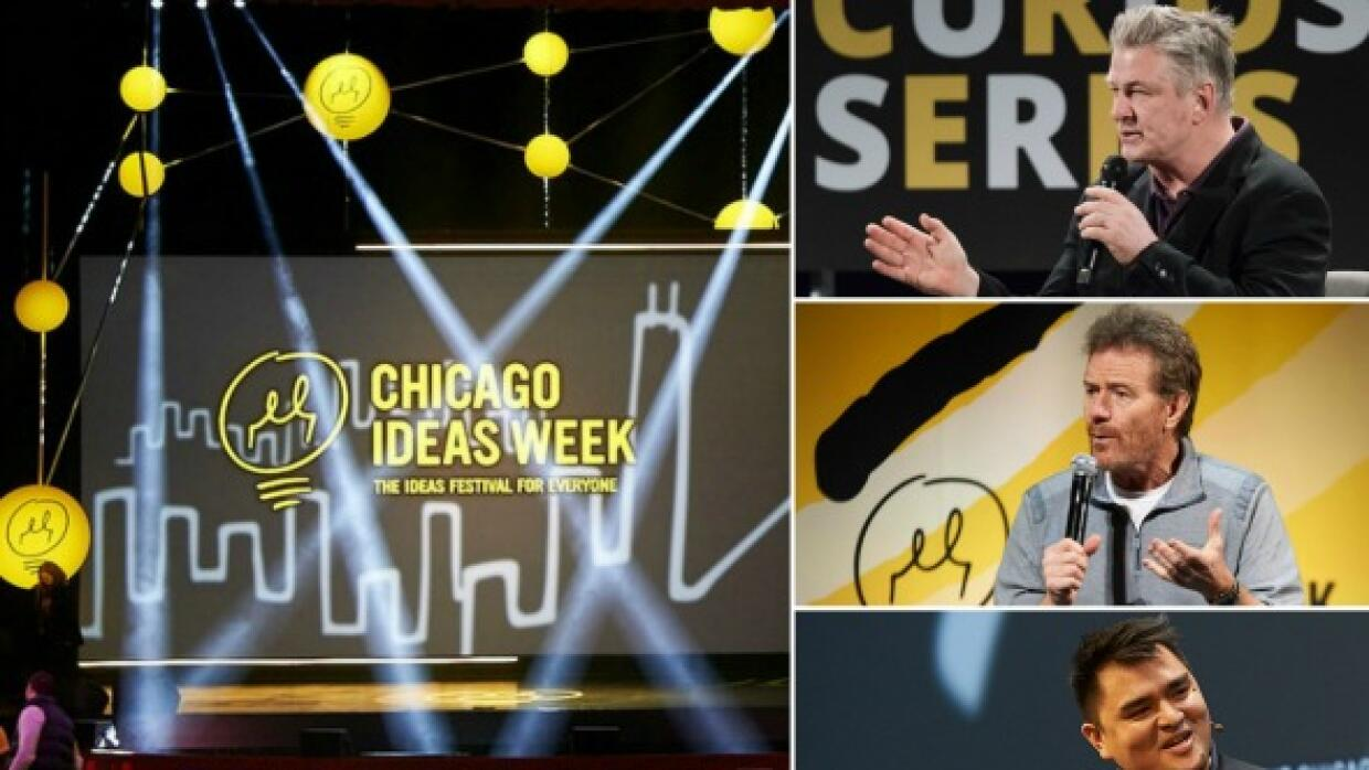 Chicago Ideas y Univision Chicago se unen