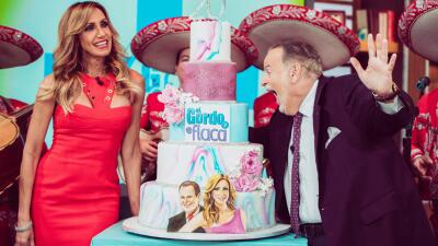 En fotos: así celebró El Gordo y la Flaca su 20 aniversario