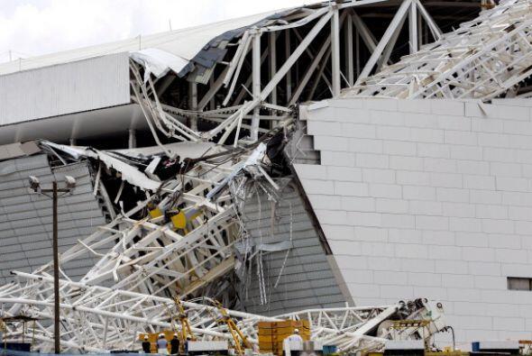 A finales de noviembre una tragedia ocurrió en Sao Paulo, Brasil. Una gr...