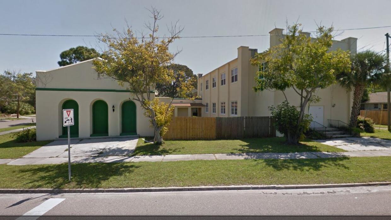 Mesquita en St. Petersburg, Florida.