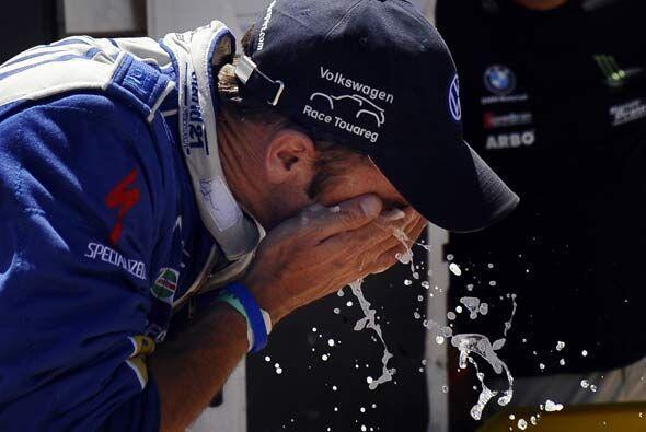 El sudafricano Giniel De Villiers ganó la etapa 10 del rally Dakar.