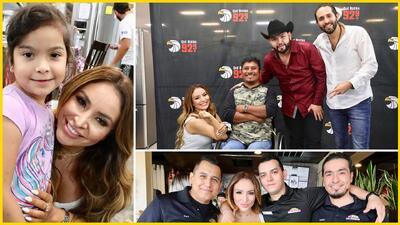 San Antonio le mostró su cariño a El Free-guey show