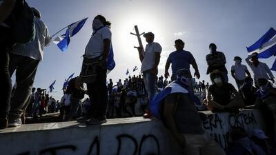 Los dramáticos testimonios de nicaragüenses que huyen de la violencia y la represión del régimen de Ortega