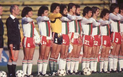 """Arturo Vázquez y el 0-6 ante Alemania en 1978: """"No teníamos la experienc..."""