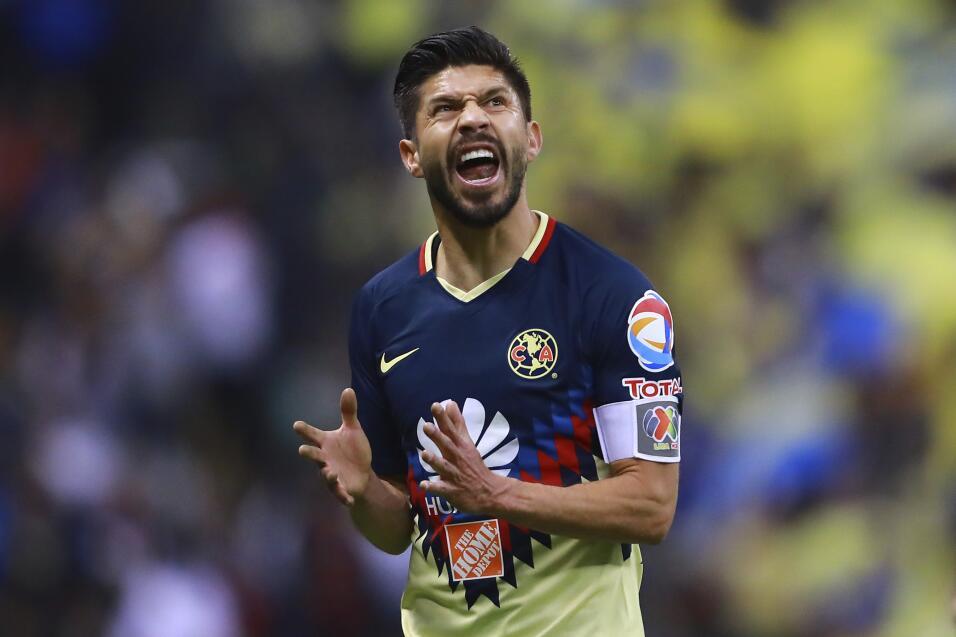 Con gol de Jiménez, el Benfica supera al Braga y mete presión al Oporto...