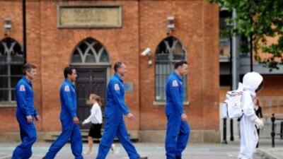Tres niños mexicanos viajarán a la NASA para competir en el torneo Inter...