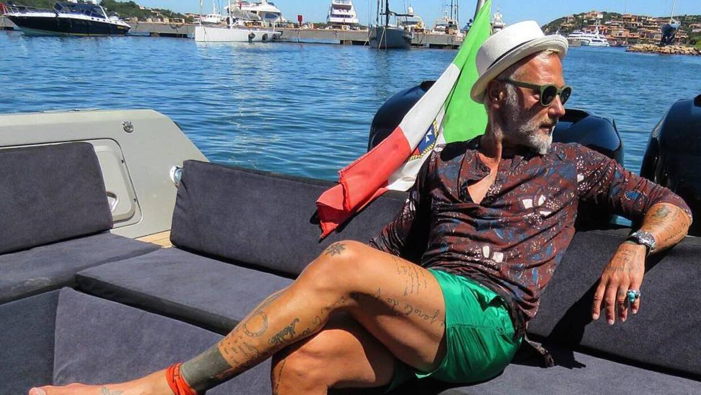 Vacchi es un ejemplo de la típica figura de empresario italiano f...