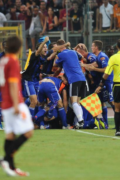 Ese gol sentenciaba las cosas en favor dle Bratislava.