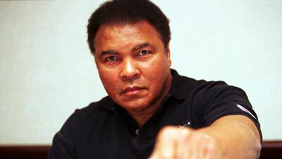 Louisville International Airport to be renamed after Muhammad Ali