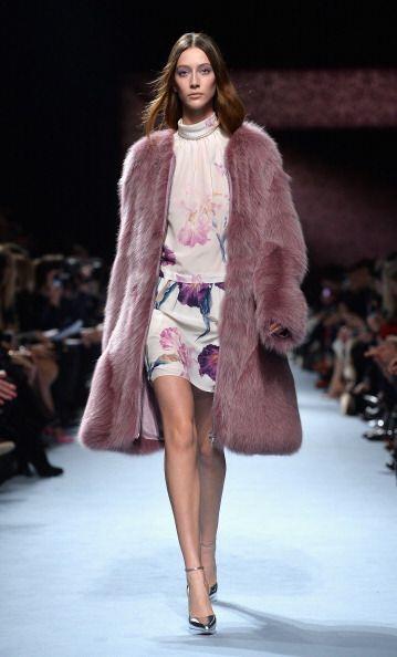 Nina Ricci también puso en alto a la industria de la moda con su pasarel...