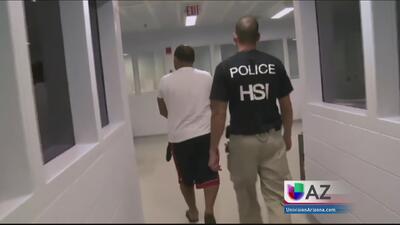 Disminuyen en 36% los arrestos en la frontera
