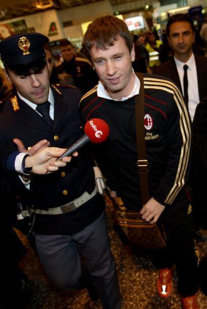 Si alguien aún lo dudaba, Antonio Cassano ya es jugador del Milan.