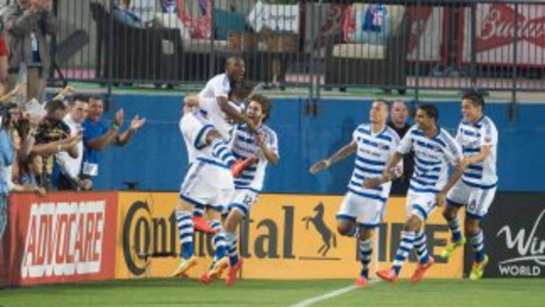 FC Dallas en Toyota Stadium