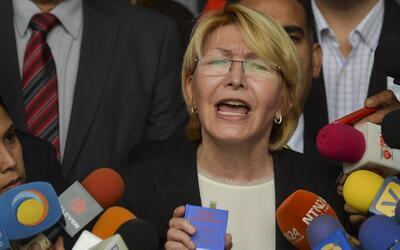 Fiscal de Venezuela pide la anulación del proceso Constituyente ante el...