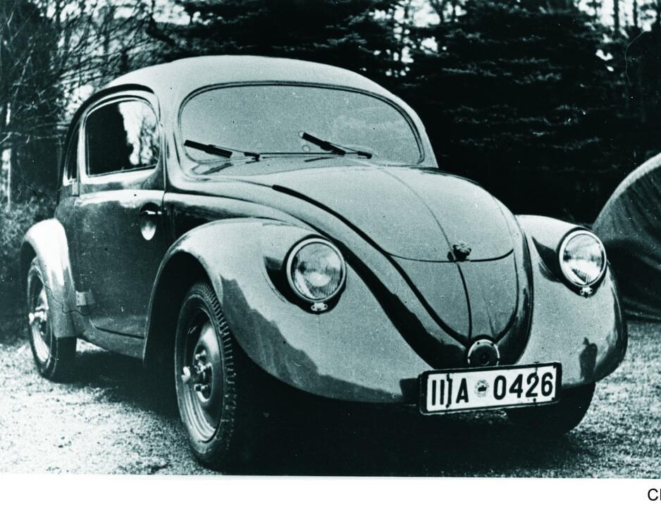 La fascinante historia del primer Volkswagen Prototipehistoric_beetle_32...