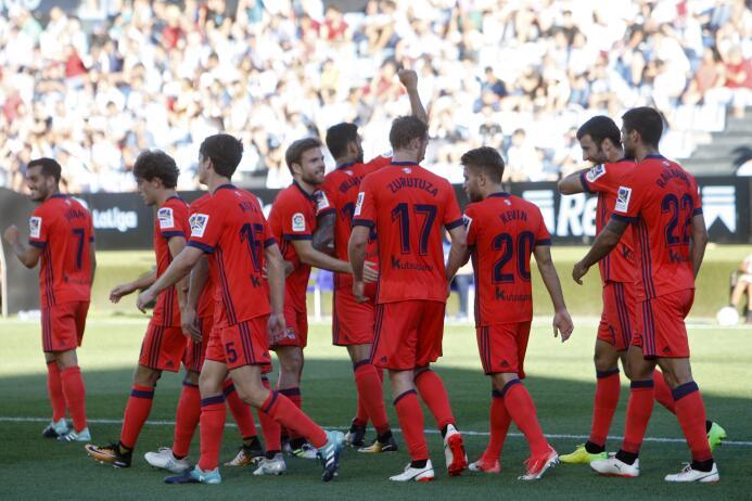 Con Vela, la Real Sociedad remontó y ganó al Celta en Vigo 6363877070812...