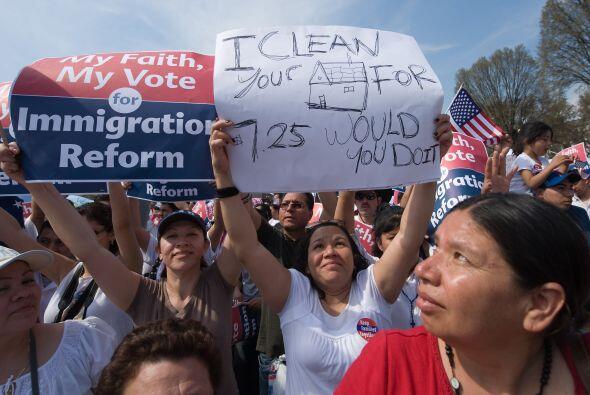 Malas noticias para los inmigrantes en Carolina del Sur. Tras casi un añ...