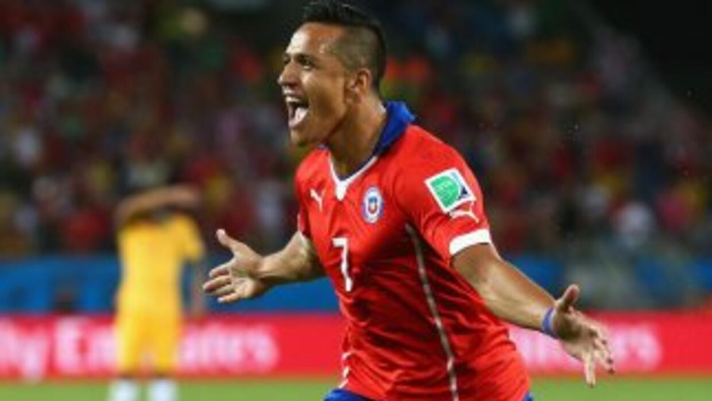 Alexis Sánchez aseguró que los chilenos merecian la victoria.