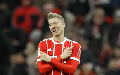 El Bayern golea al Mainz y el Dortmund gana con apuros al Hannover ap-17...
